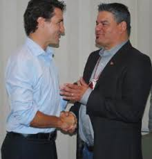 Trudeau and Day